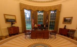 Oval Office whitehouse