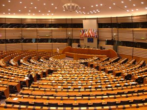 The European Parliament. Photo Credit Wikimedia Commons