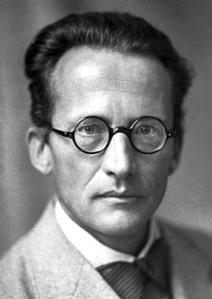 Erwin Schrödinger. Photo Credit Wikimedia Commons