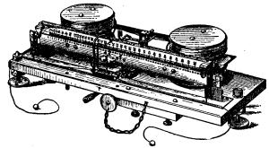 Lord Kelvin's Ampere Balance