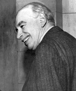 John Maynard Keynes. Photo Credit: Public Domain